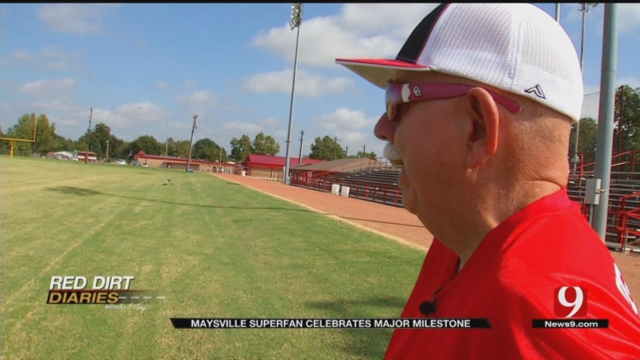 Red Dirt Diaries: Streaking in Maysville