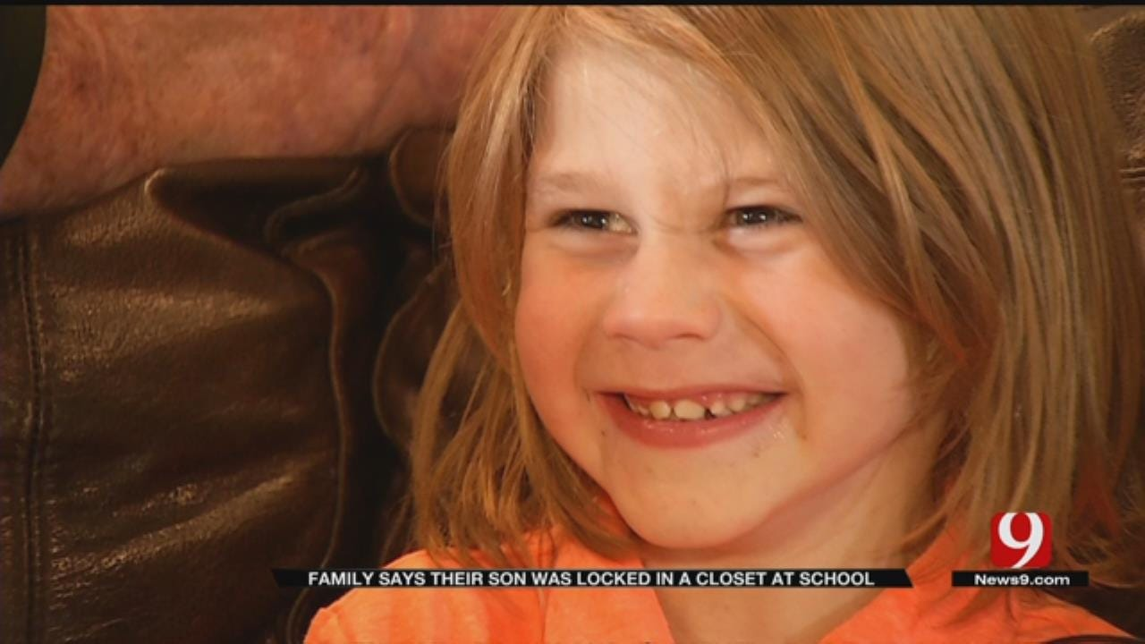 Mustang Parents Say School Locked Special Needs Child In Closet