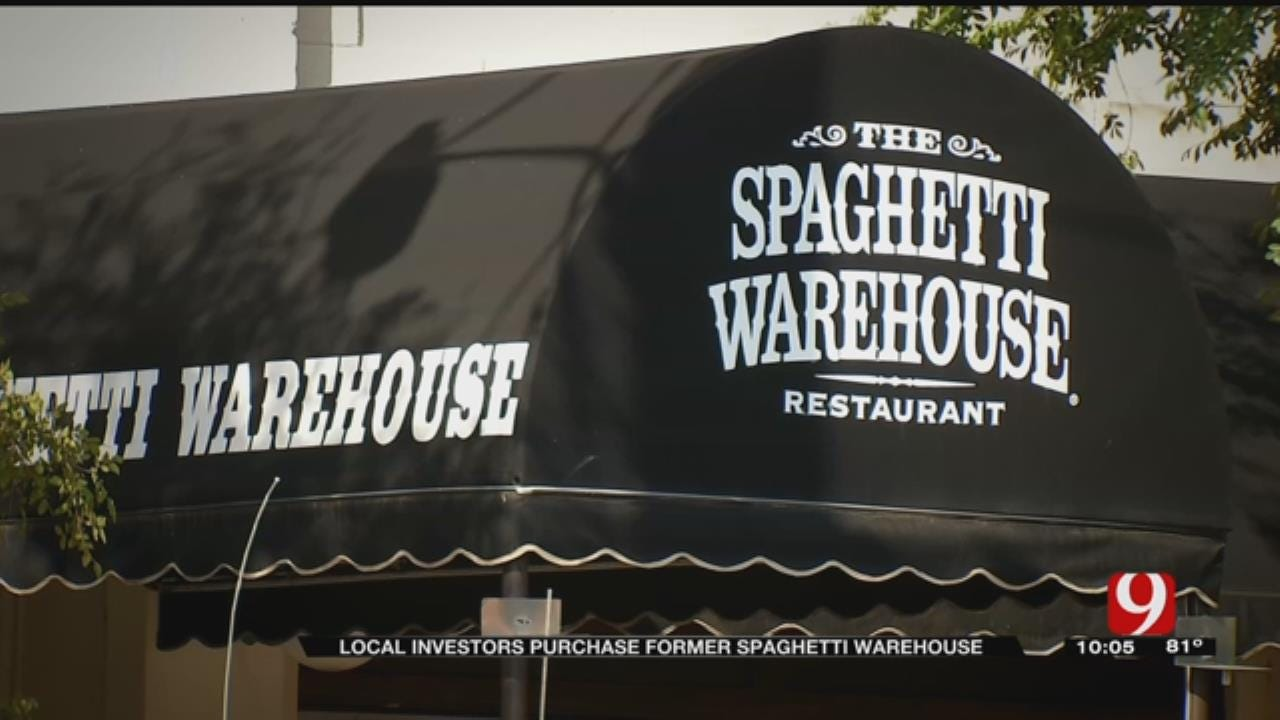 Bricktown's Spaghetti Warehouse Building Sold