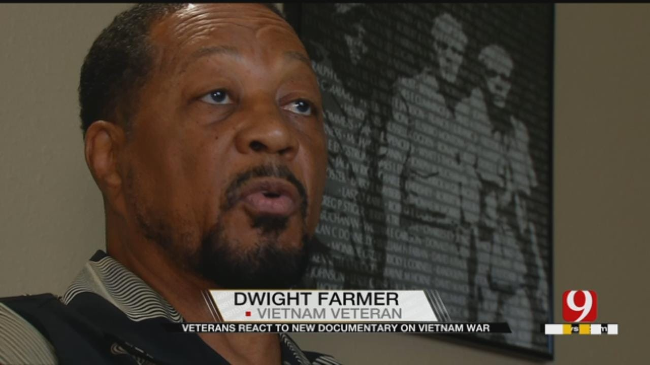 Vietnam War Documentary Triggers Pains From The Past