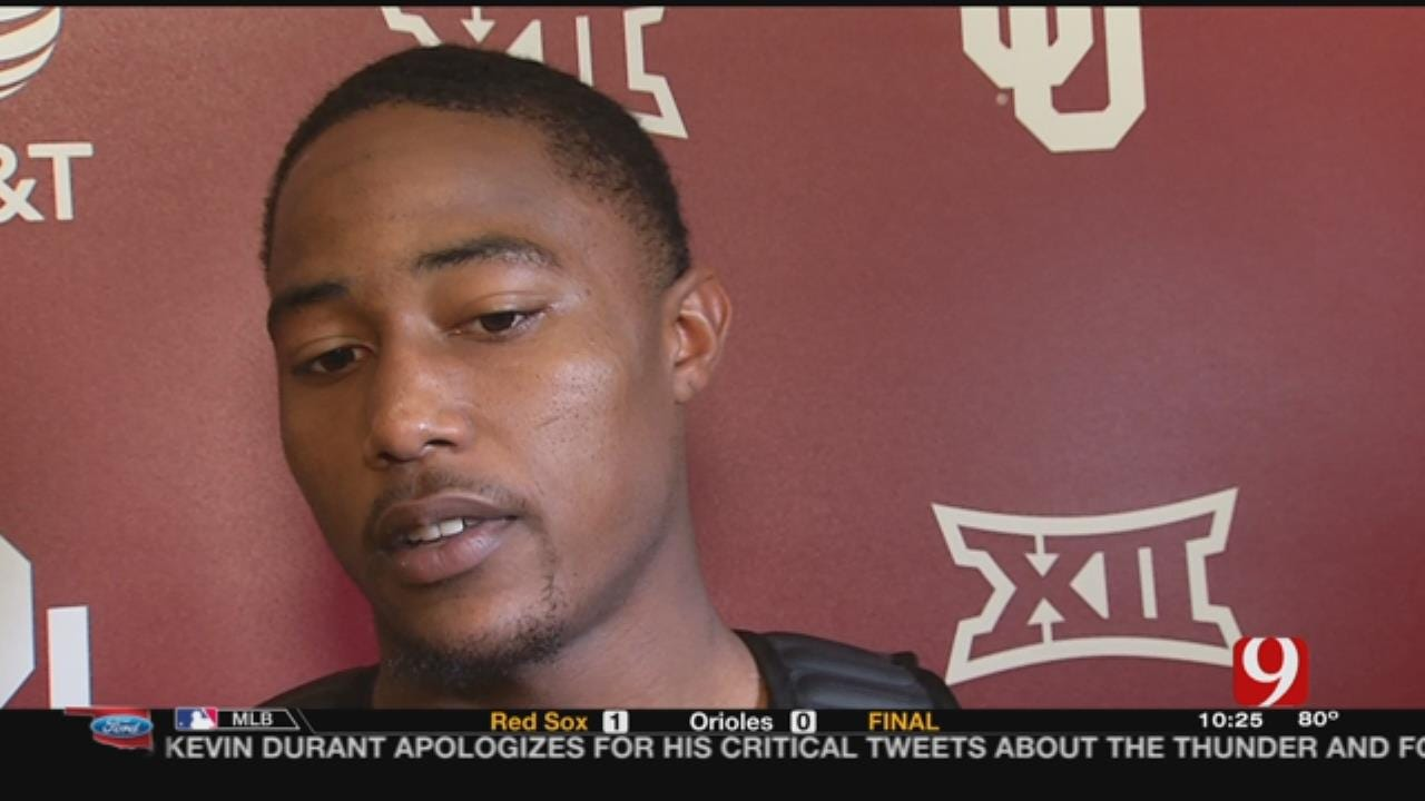 Parnell Motley Helping OU Defense