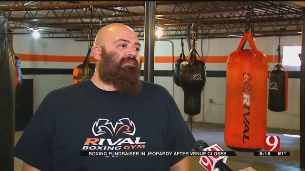 Youth Boxing Fundraiser In Jeopardy After Event Venue Closes