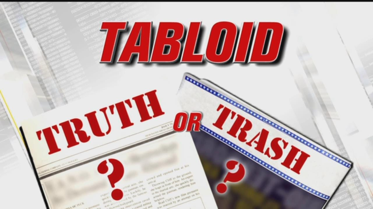 Tabloid Truth Or Trash For Tuesday, September 19
