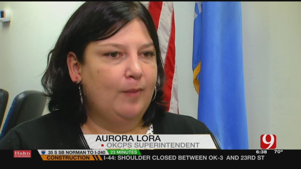 OKCPS Superintendent Goes Back To Classroom To Teach