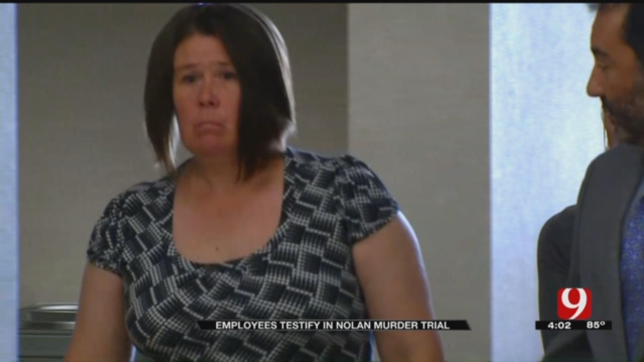 Employee Traci Johnson Testifies In Nolan Murder Trial