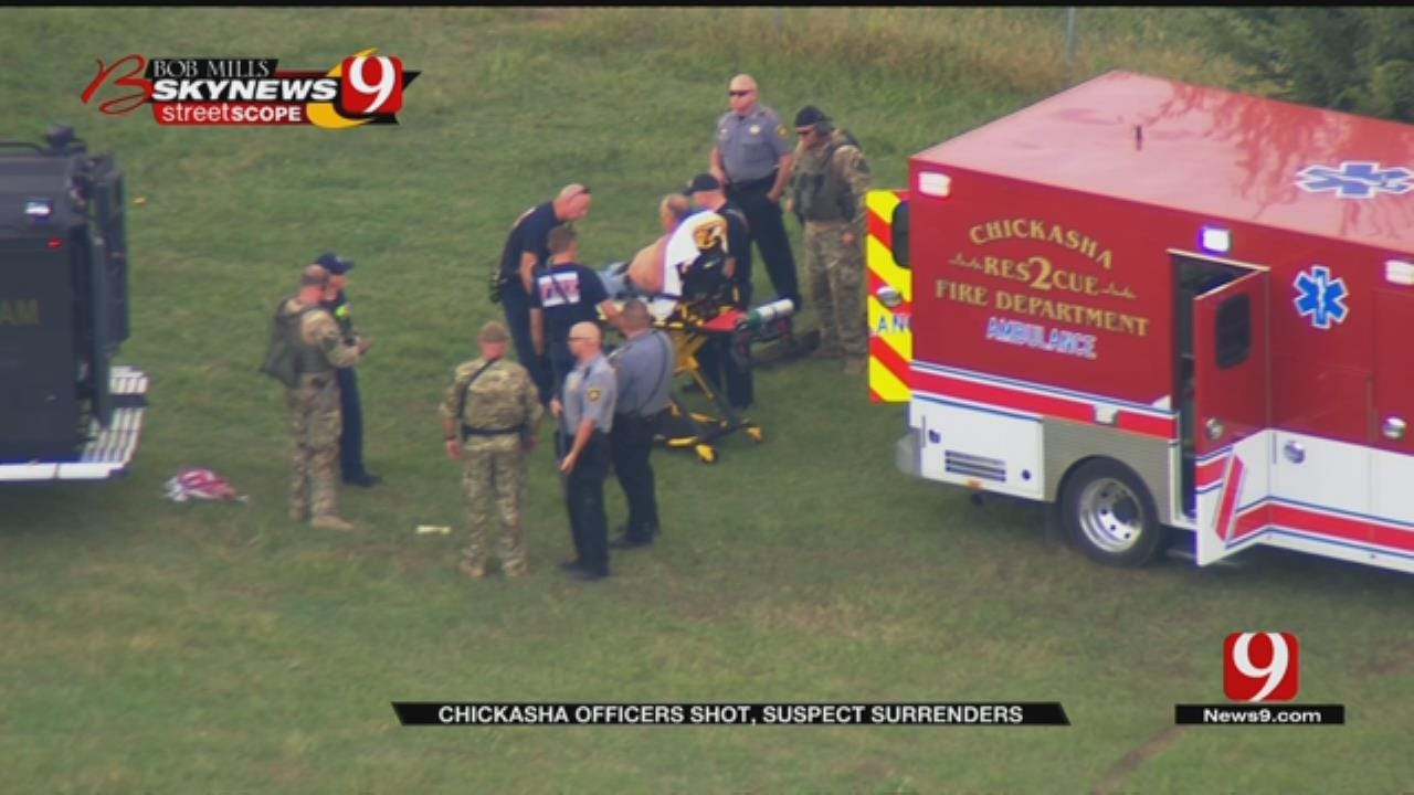 New Details Emerge About Chickasha Officer-Involved Shooting