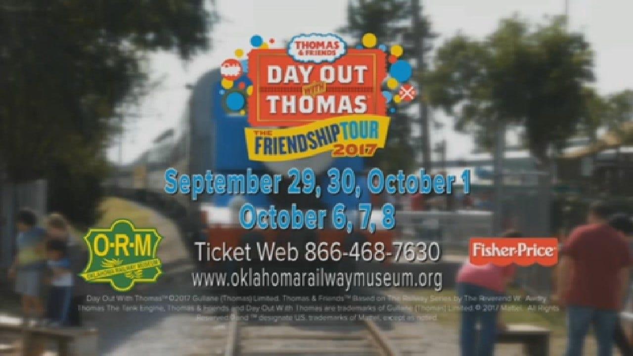 Thomas the Train: Preroll - 09/2017