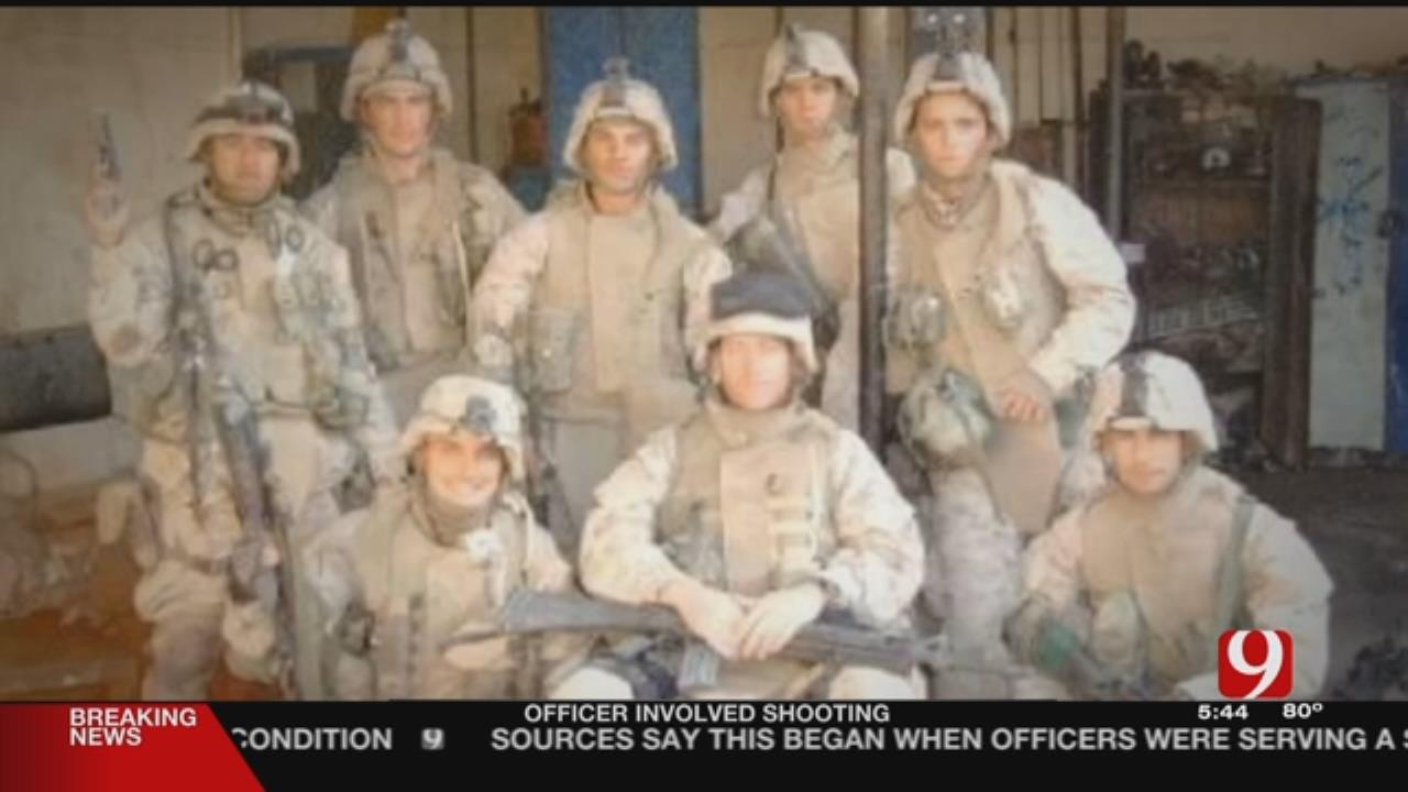 Oklahoma Combat Veterans Raise Awareness For Suicide Prevention