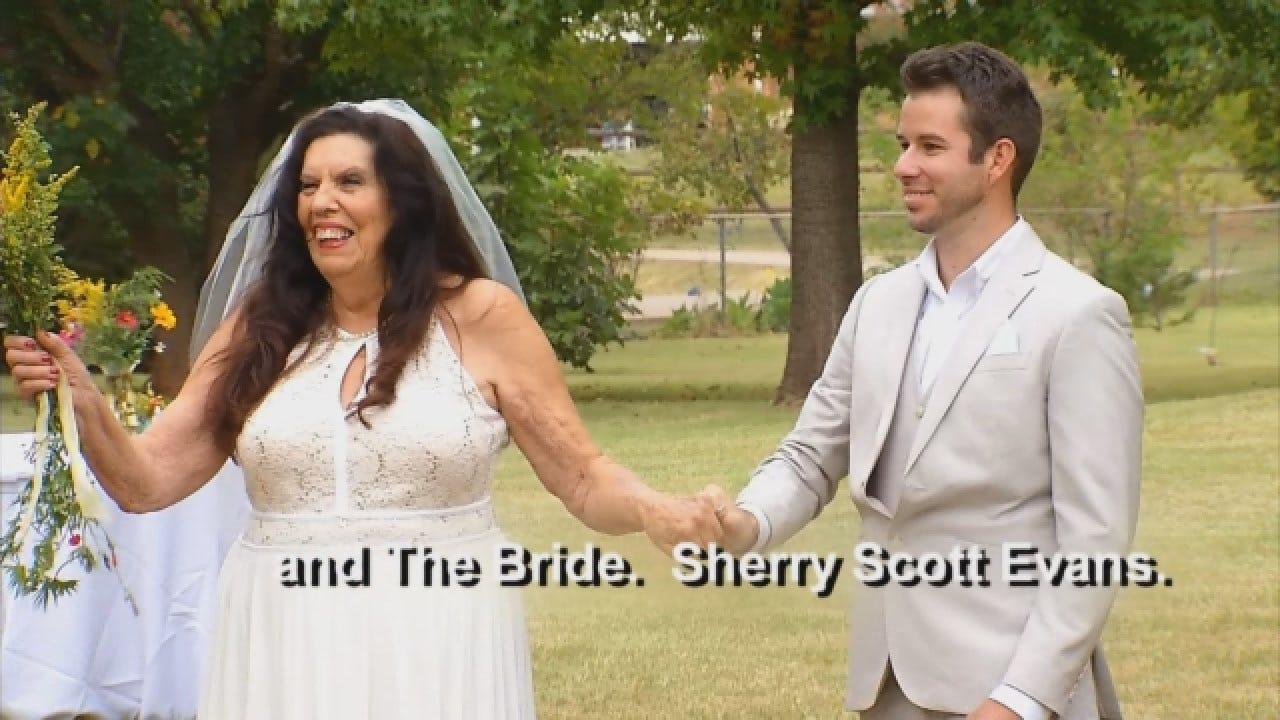 Evans-Scott Wedding