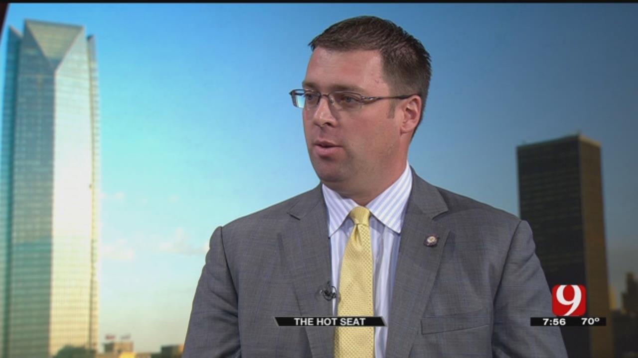 Hot Seat: Rep. Scott Biggs