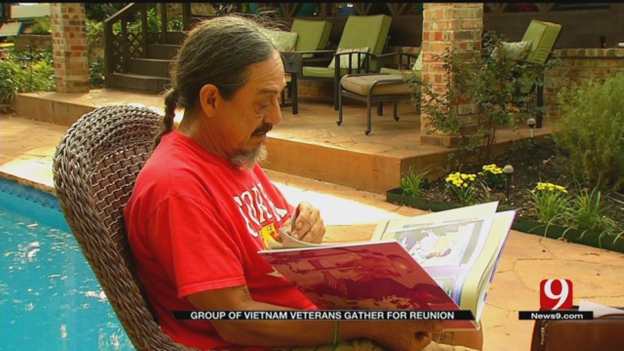 Vietnam Vets Reunite In Jones After 49 Years