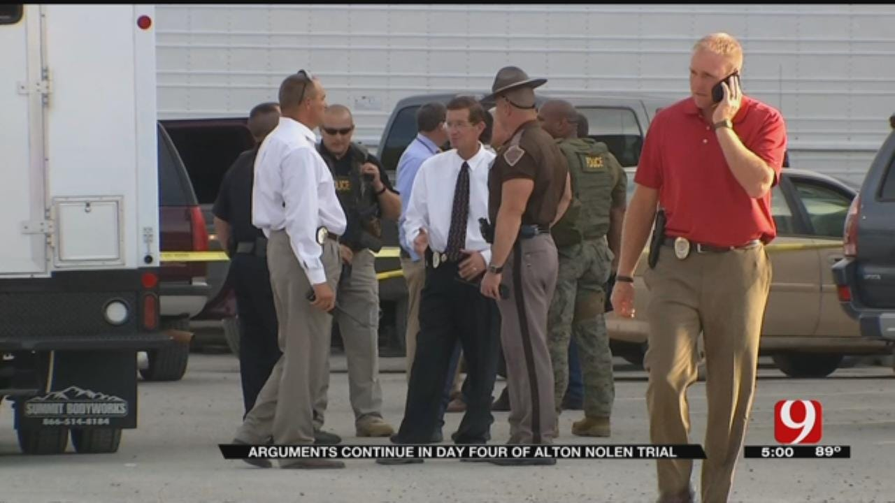 Witnesses Remember 2014 Beheading In Moore
