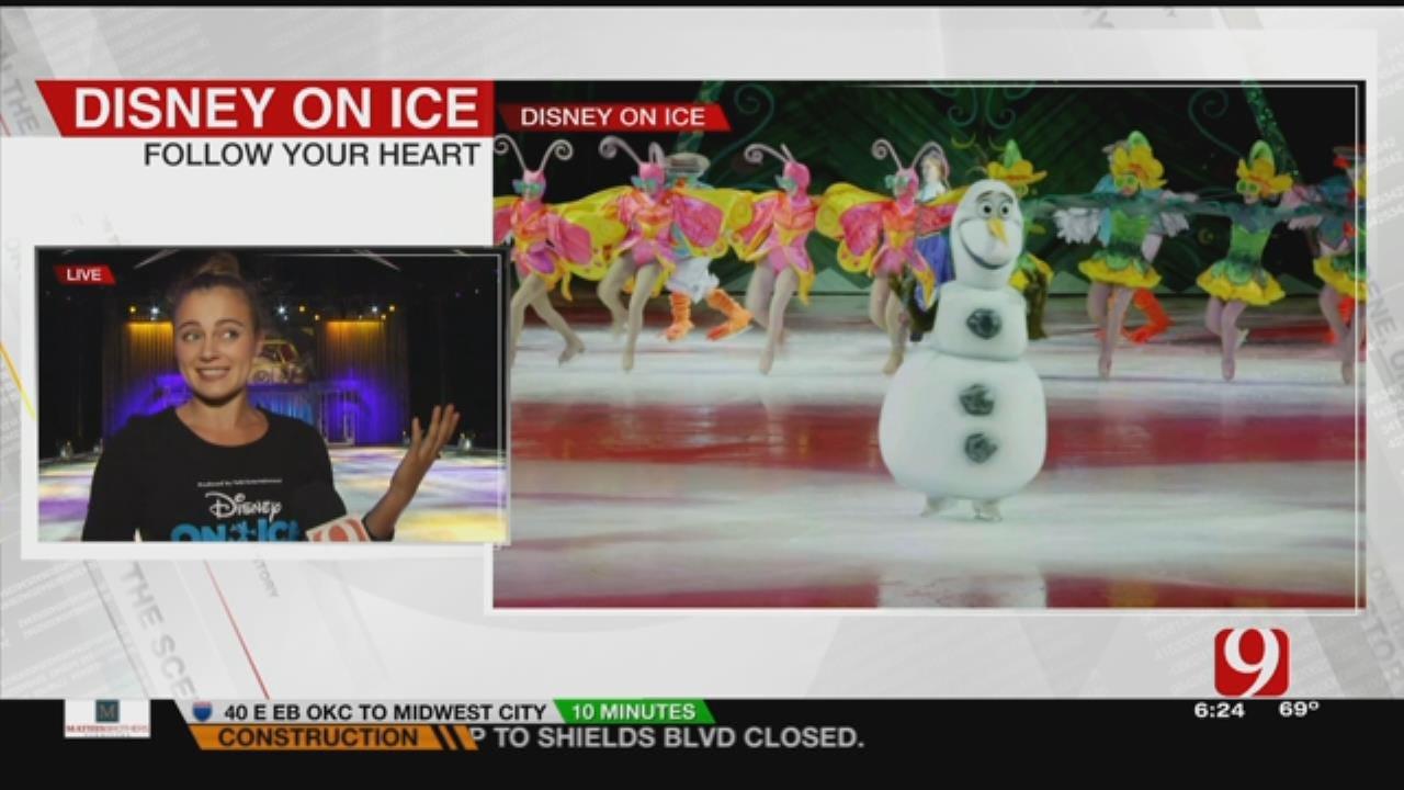 Disney On Ice Cast Talks About 'Follow Your Heart'