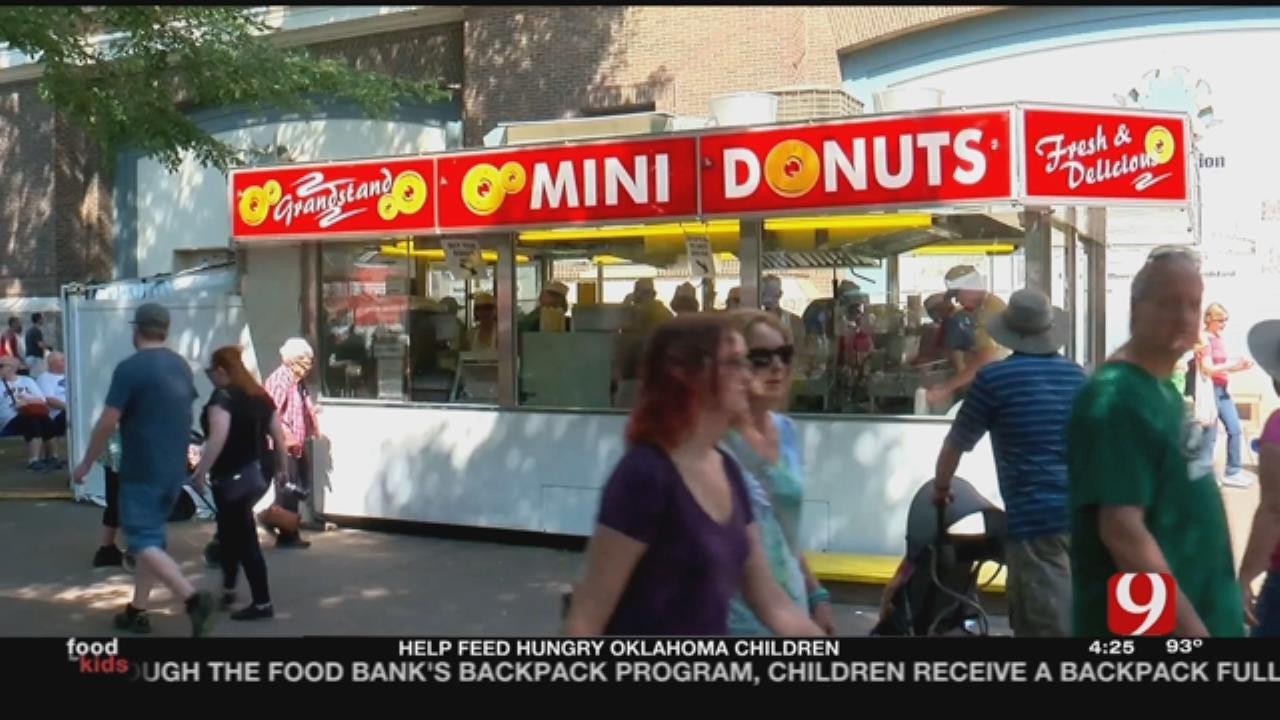 Medical Minute: Limit Fair Food Intake