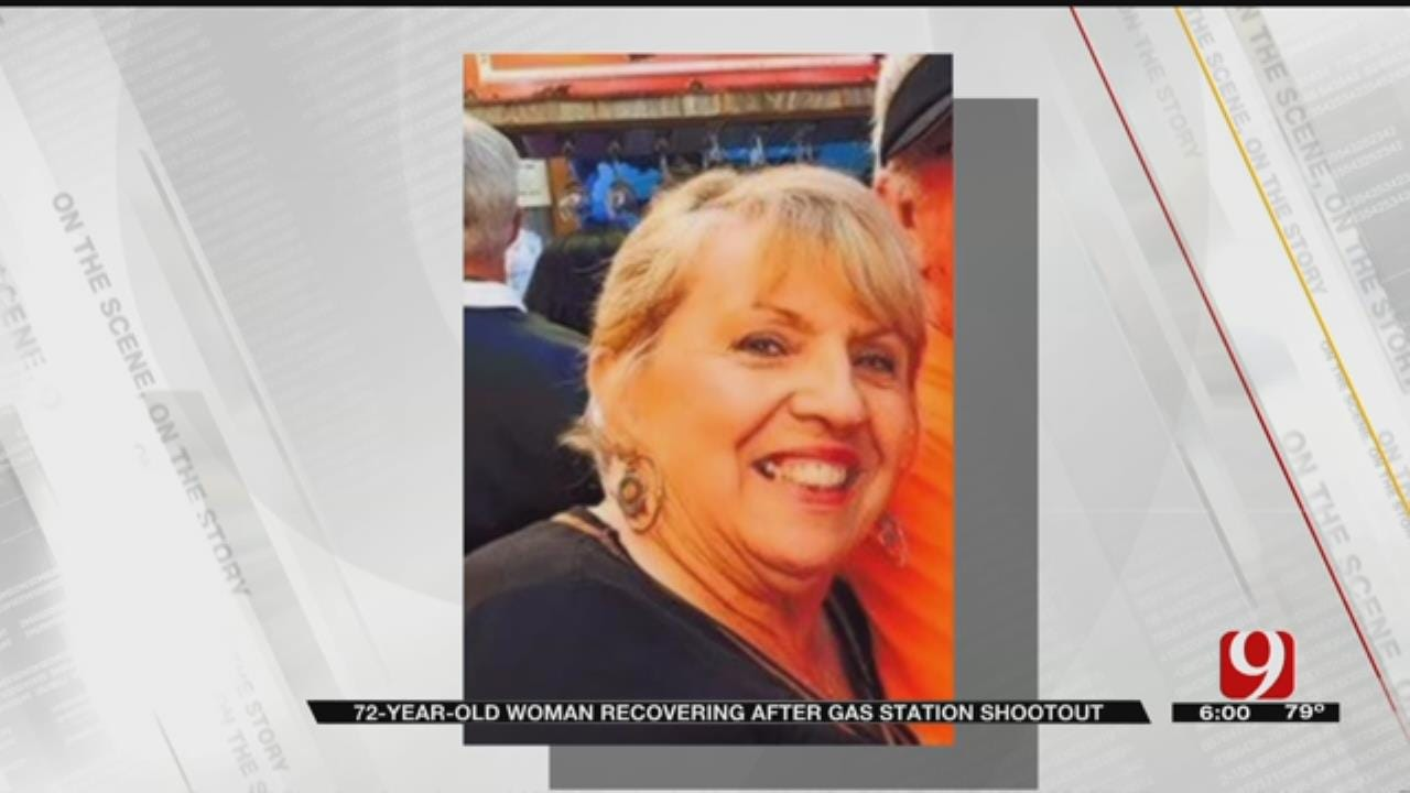 72-Year-Old OKC Shooting Victim Recovering In Hospital
