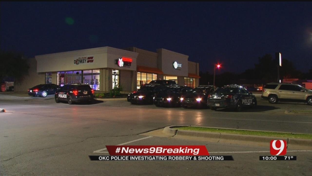 Police Investigating After Robbery, Shooting Outside Metro Cell Phone Store