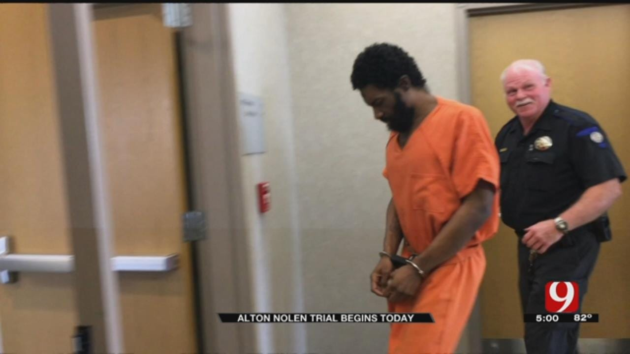 Jury Being Selected For 2014 Beheading Case