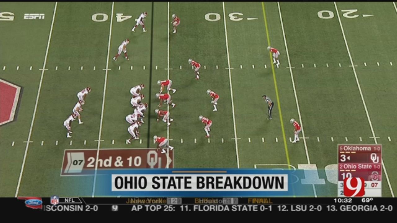 Ohio State Breakdown