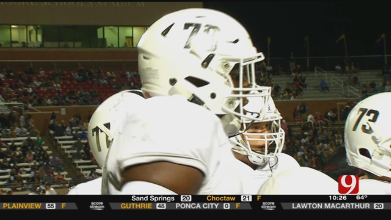 Westmoore Knocks Off Southmoore