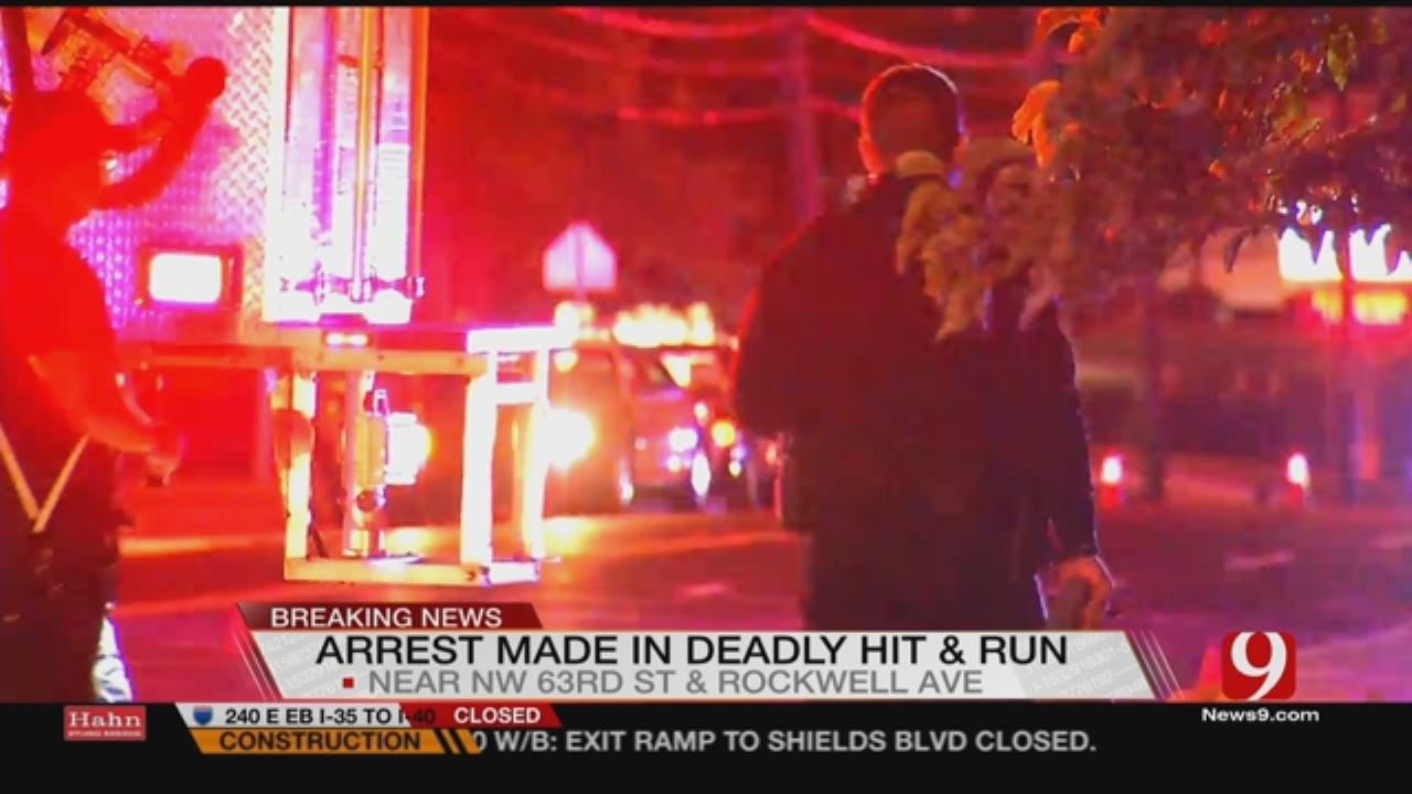 One Dead, One In Custody After Hit-And-Run Crash In Warr Acres
