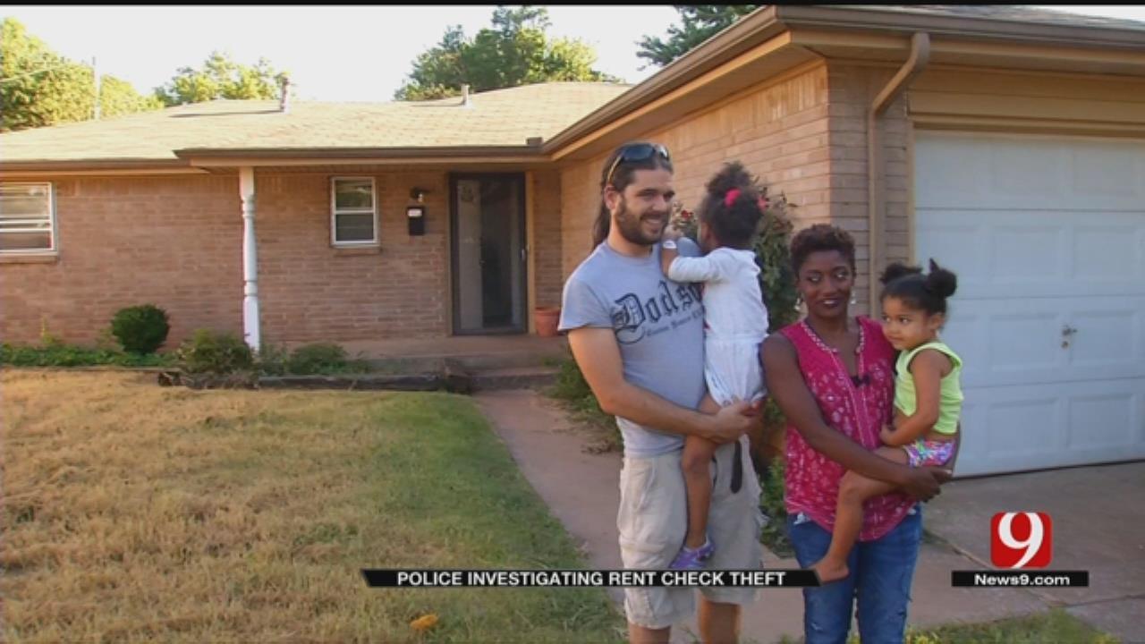 Edmond Family Facing Eviction After Rent Money Stolen