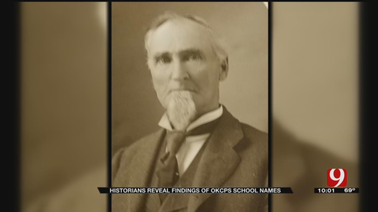 Confederate School Names Findings