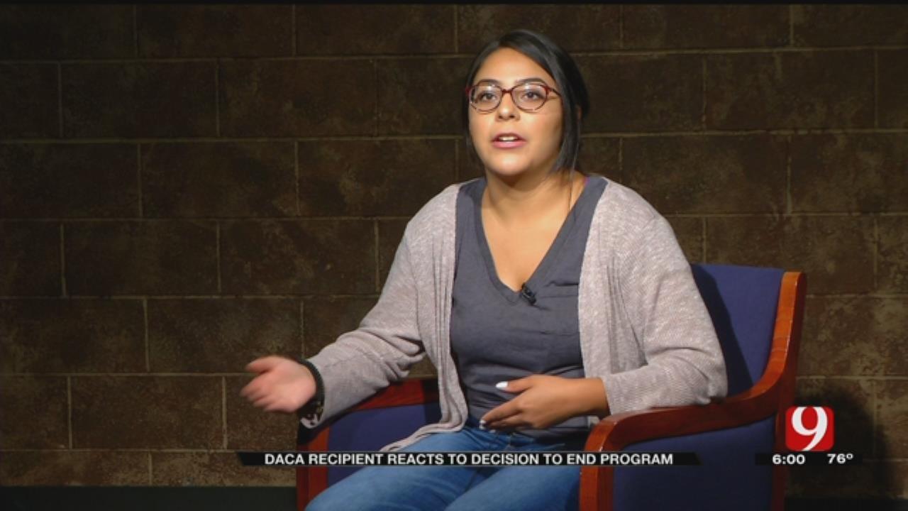 Oklahomans React To DACA Decision