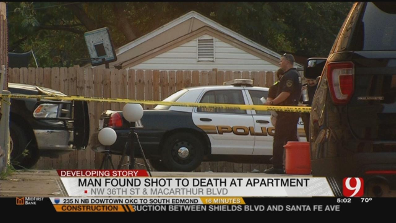 Police: Two Dead In Apparent Murder-Suicide In Warr Acres, Bethany