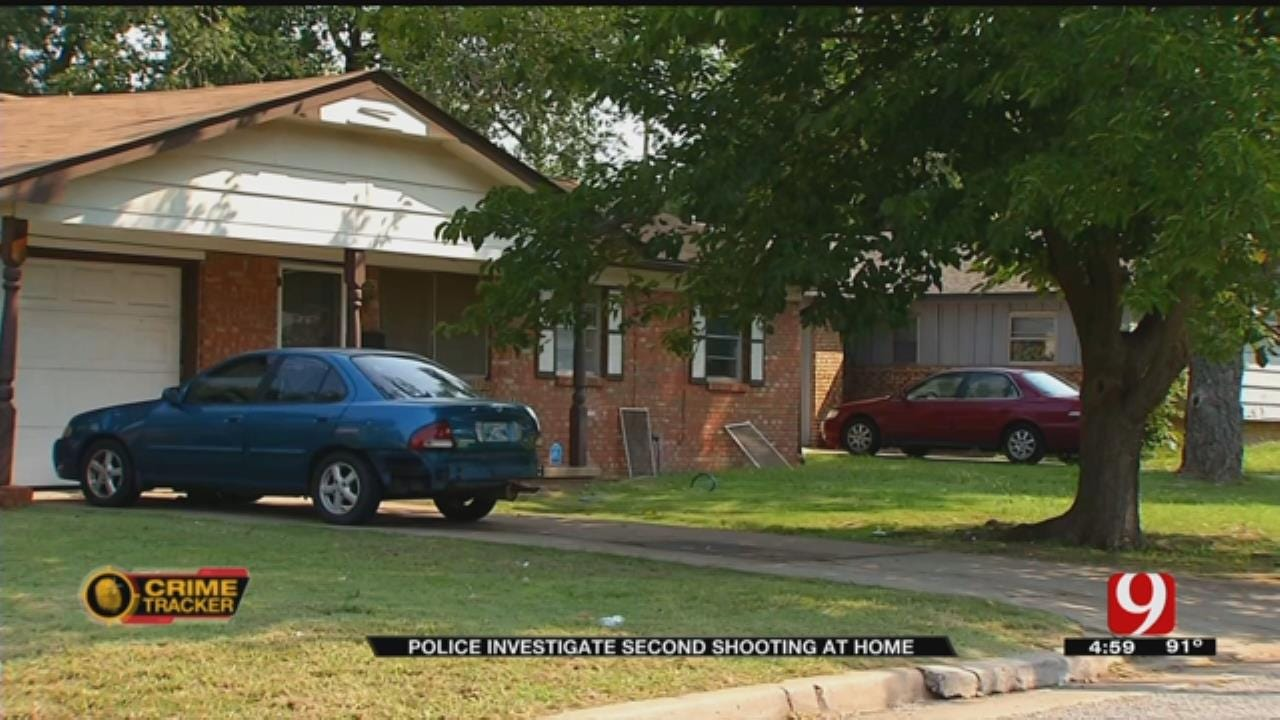 Police Investigating Multiple Shootings In NW OKC Home