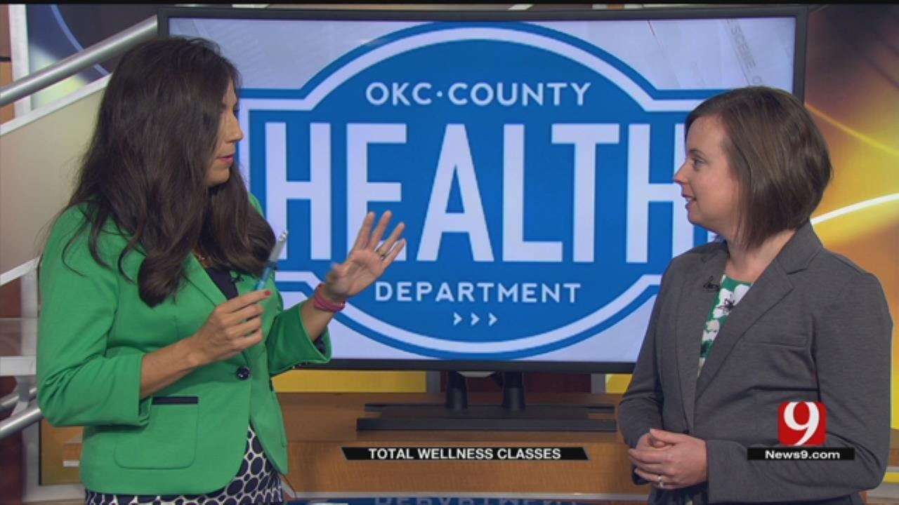OKC Co. Health Department Total Wellness Classes