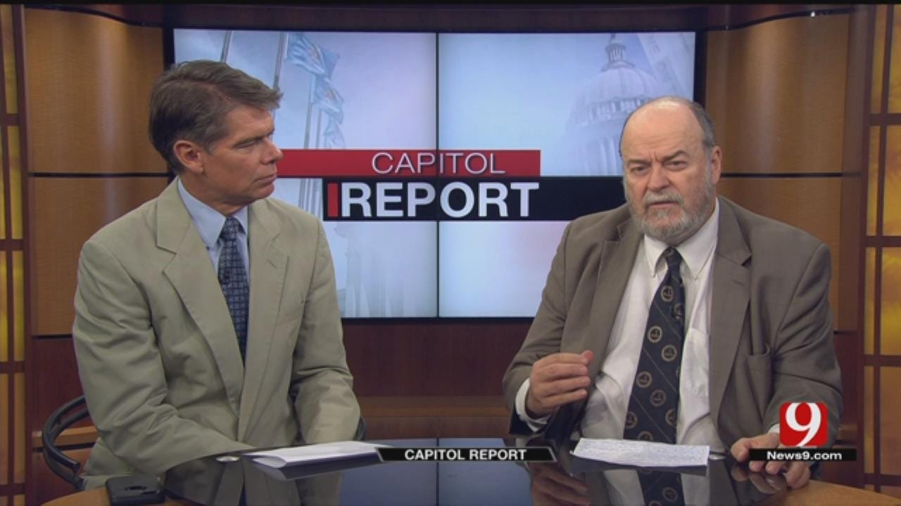 Capitol Report: Columnist David French's Remarks