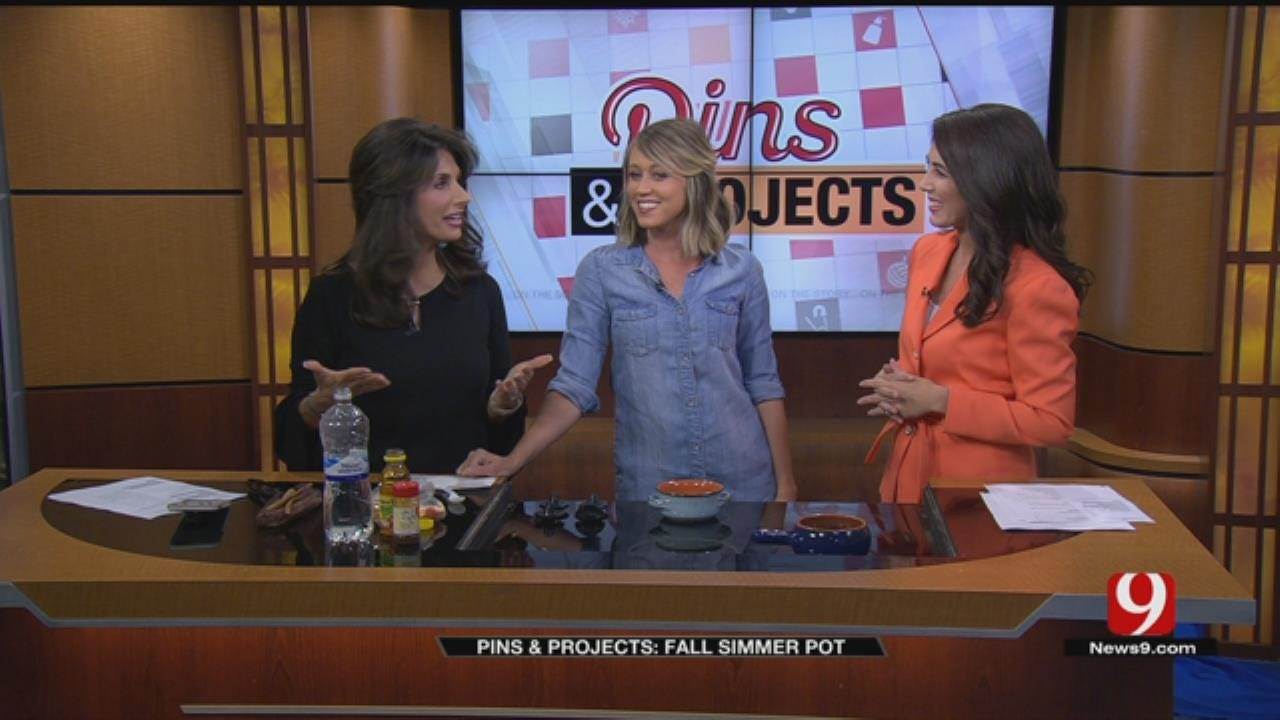 Pins & Projects: Fall Simmer Pot
