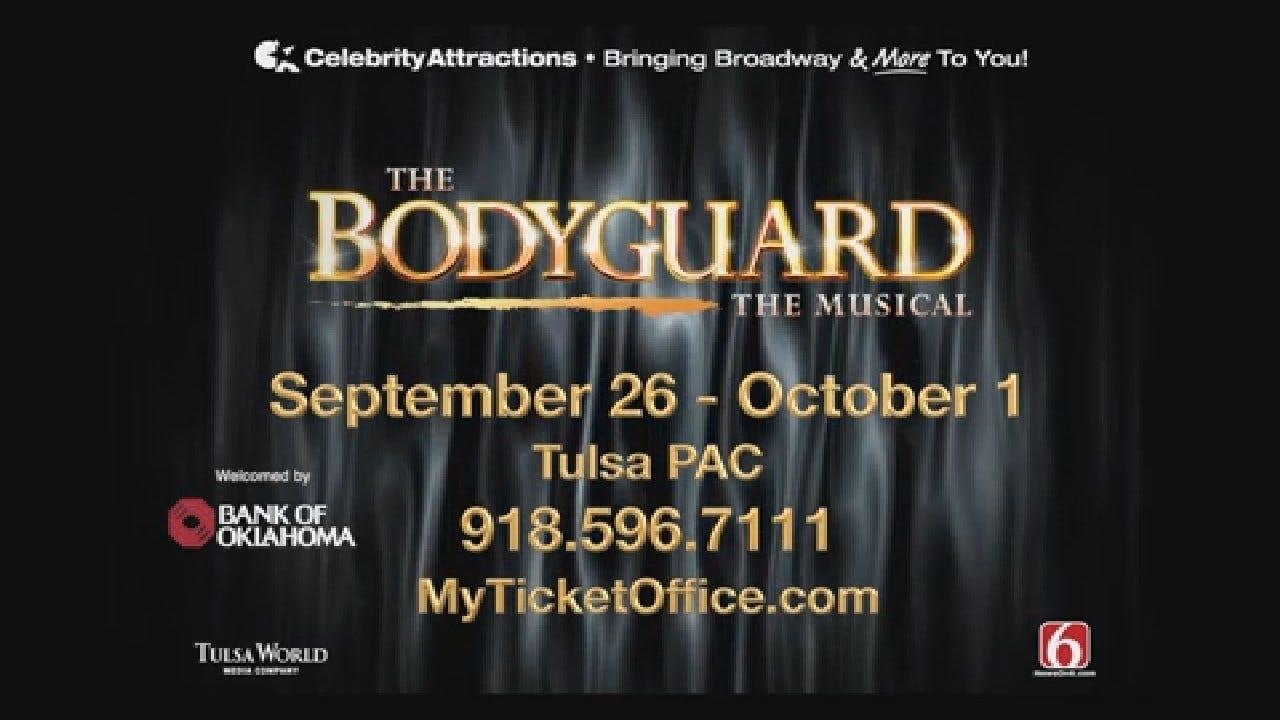 Celebrity Attractions: Bodyguard-TV15-Web-KOTV-TGB Pre-roll - 09/2017