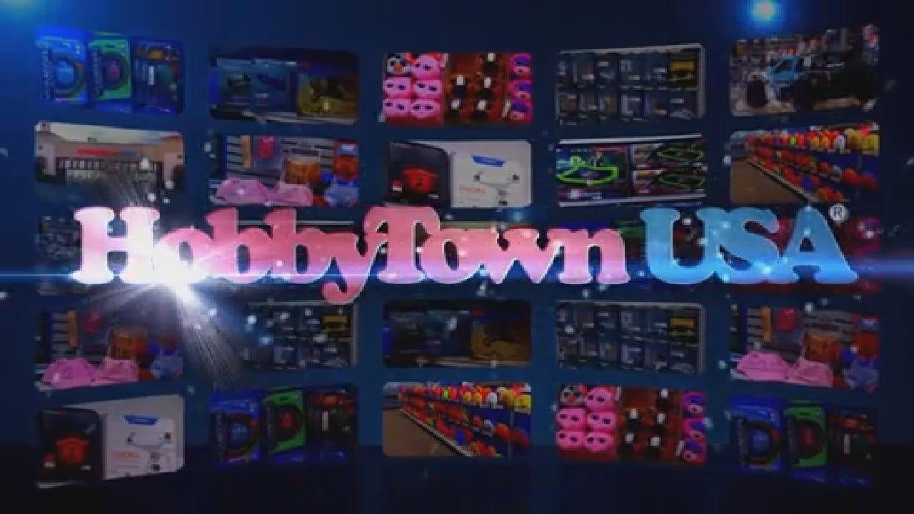 HobbyTown AASHOBTO15 Pre-roll - 08/2017