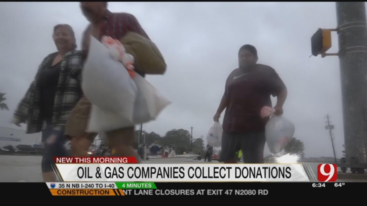 OKOGA Opens One-Day Harvey Relief Donation Drive