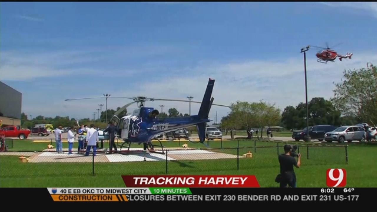 Rescuers Seek Anyone, Alive Or Dead, Left In Harvey's Floodwaters