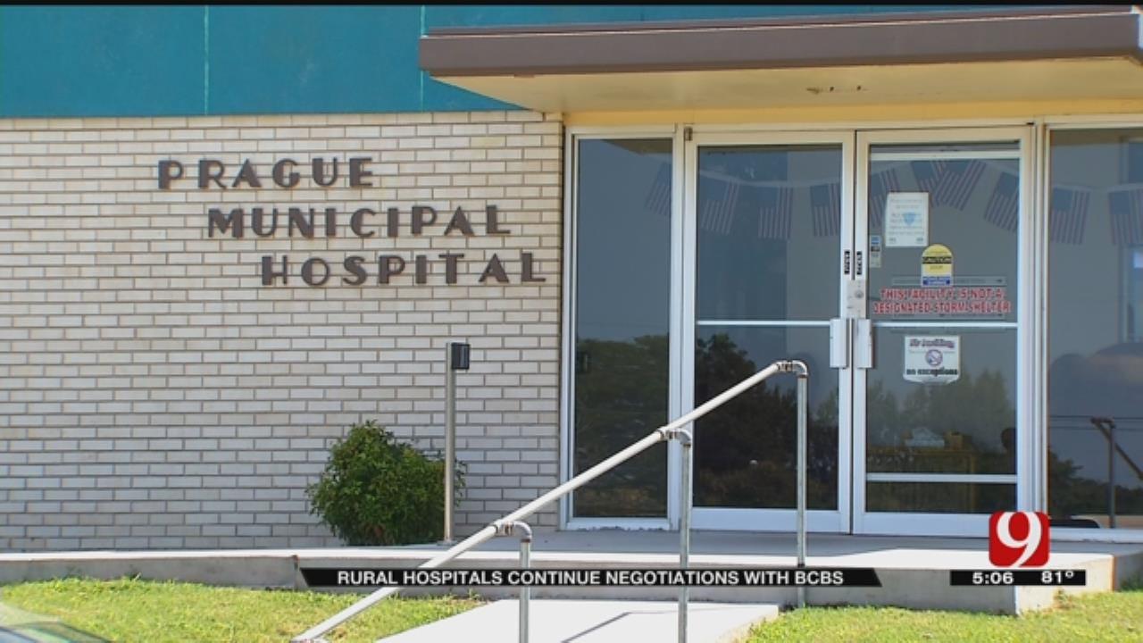 Still No Deal Between Blue Cross Blue Shield And Many Rural Hospitals