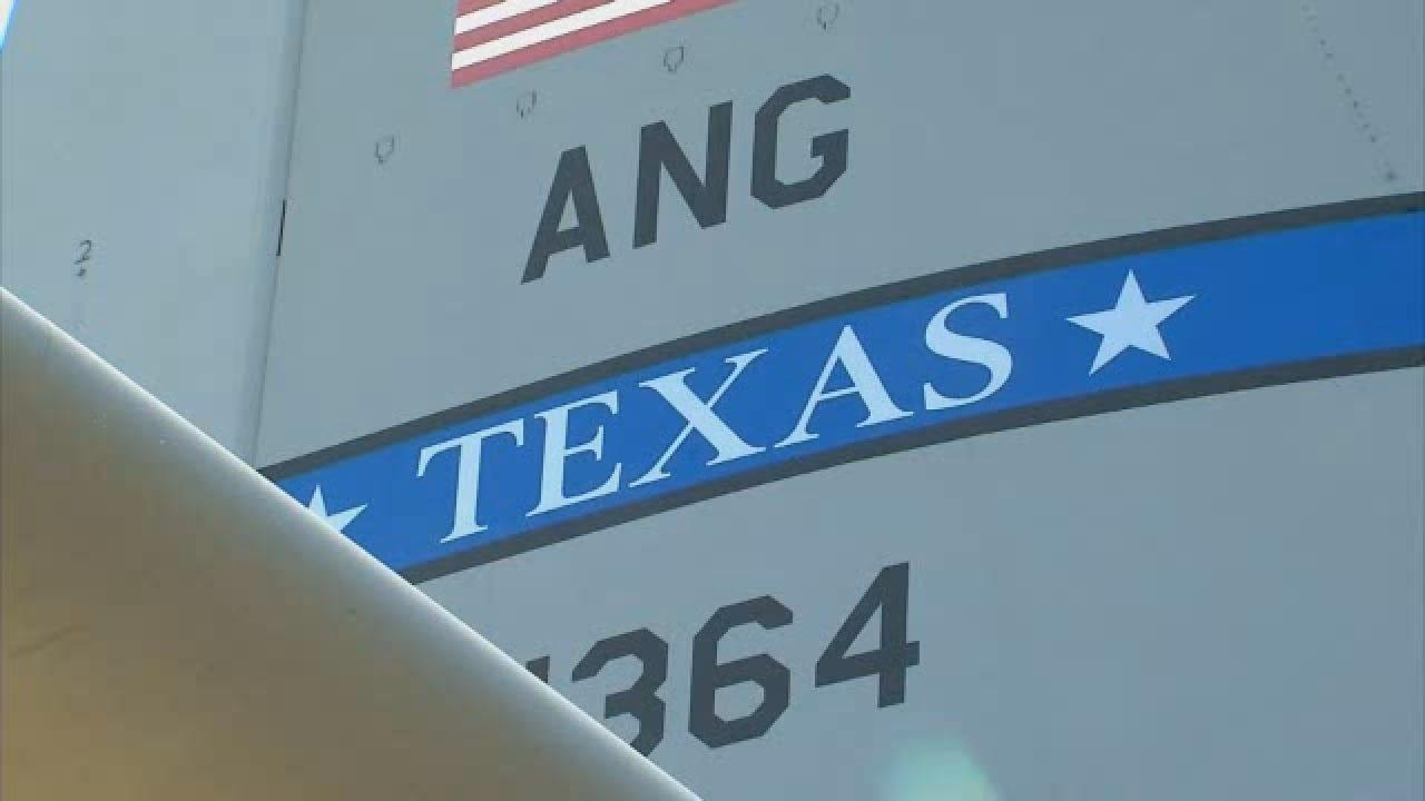 6P OK National Guard to Houston-pkg.wmv