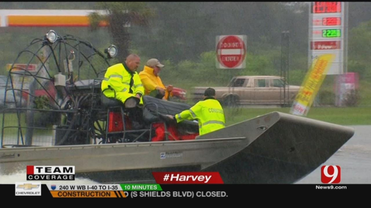 Harvey Requires Specific Search And Rescue Efforts