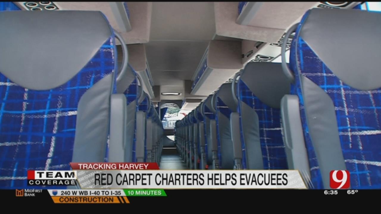 Oklahoma Charter Company Lending A Hand To Harvey Relief
