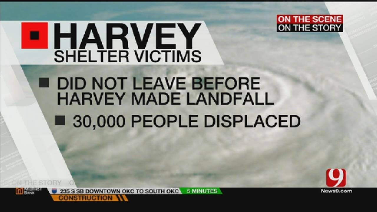 Dallas Prepares To Take In Harvey Evacuees