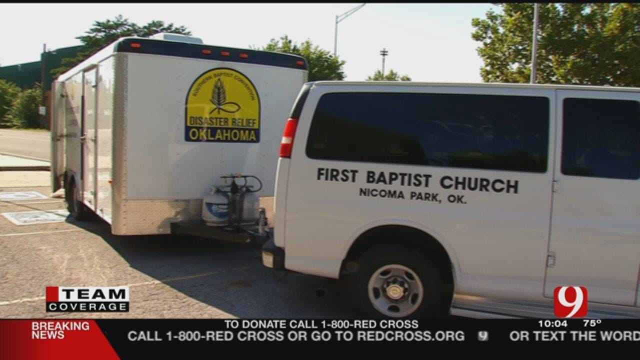 Local Nonprofit Sends Help To The Houston Area