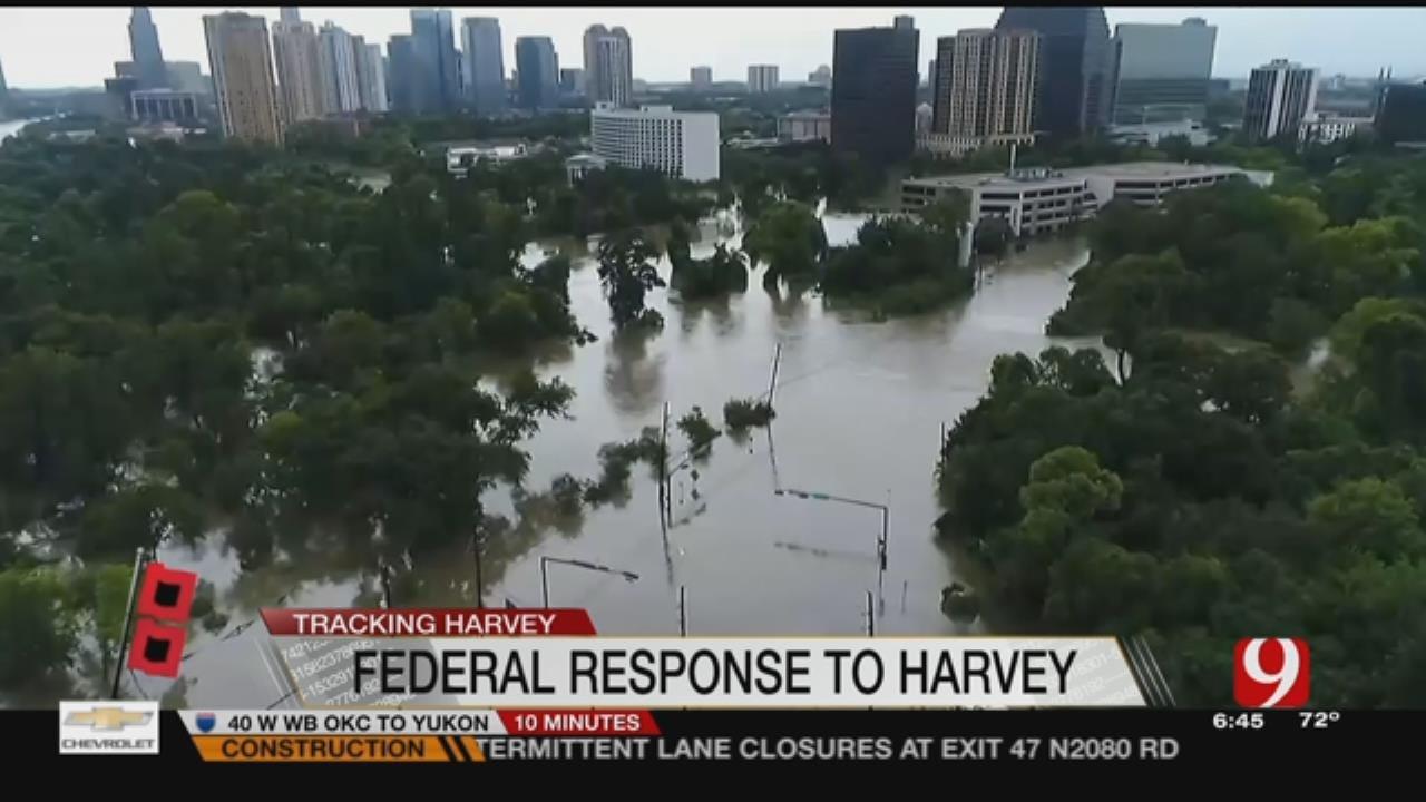FEMA Preparing For Years Of Harvey Relief
