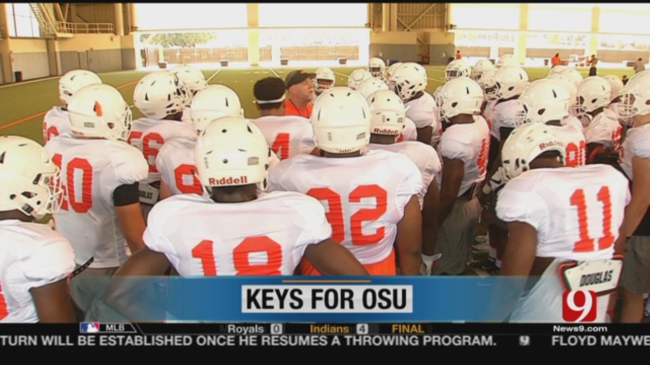 OU/OSU Keys For Success