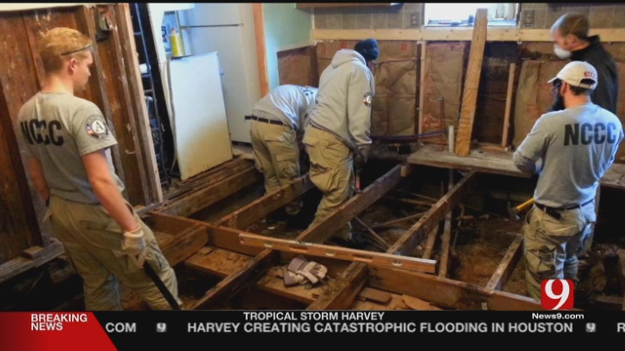 Oklahoma Disaster Response Group Needs Volunteers