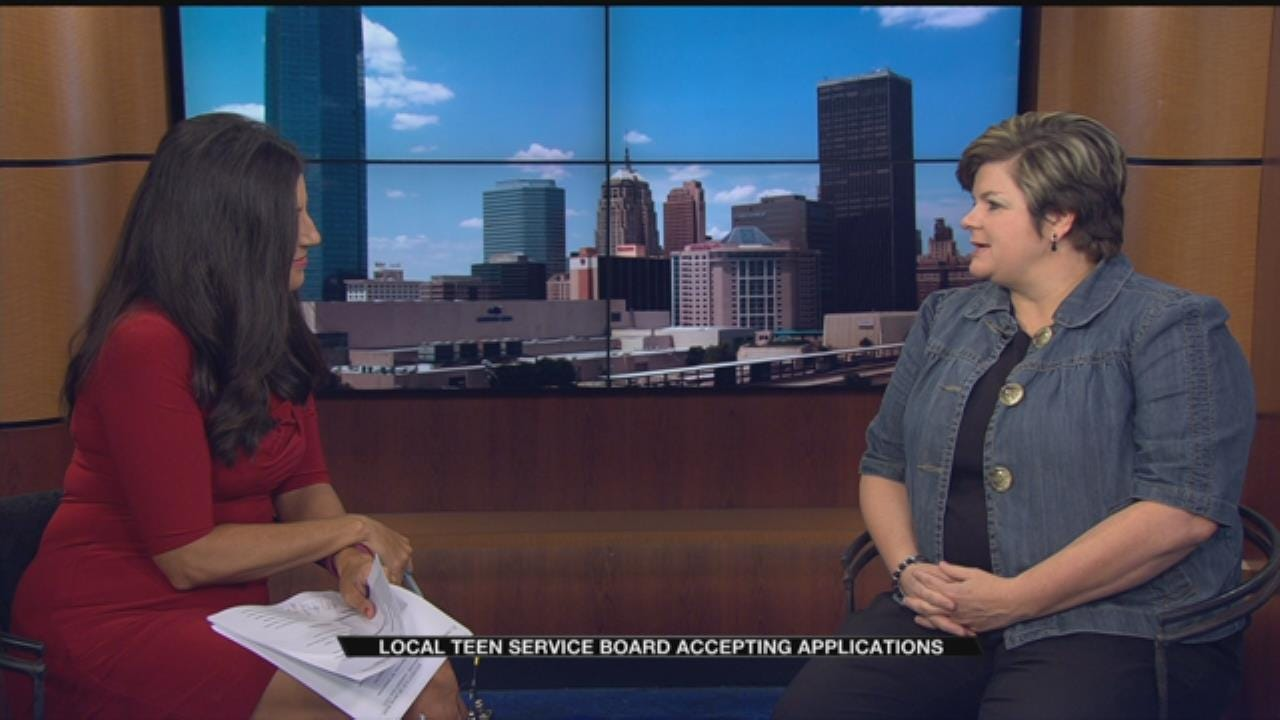 Local Teen Service Board Accepting Applications