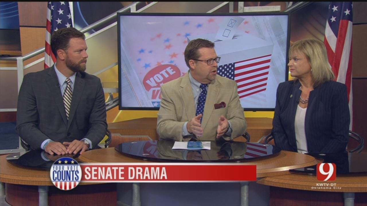 Your Vote Counts: Rumors At The Capitol