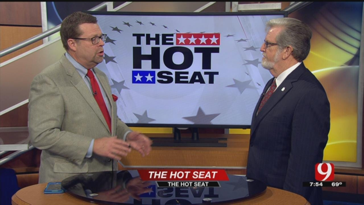Hot Seat: Sen. Roger Thompson