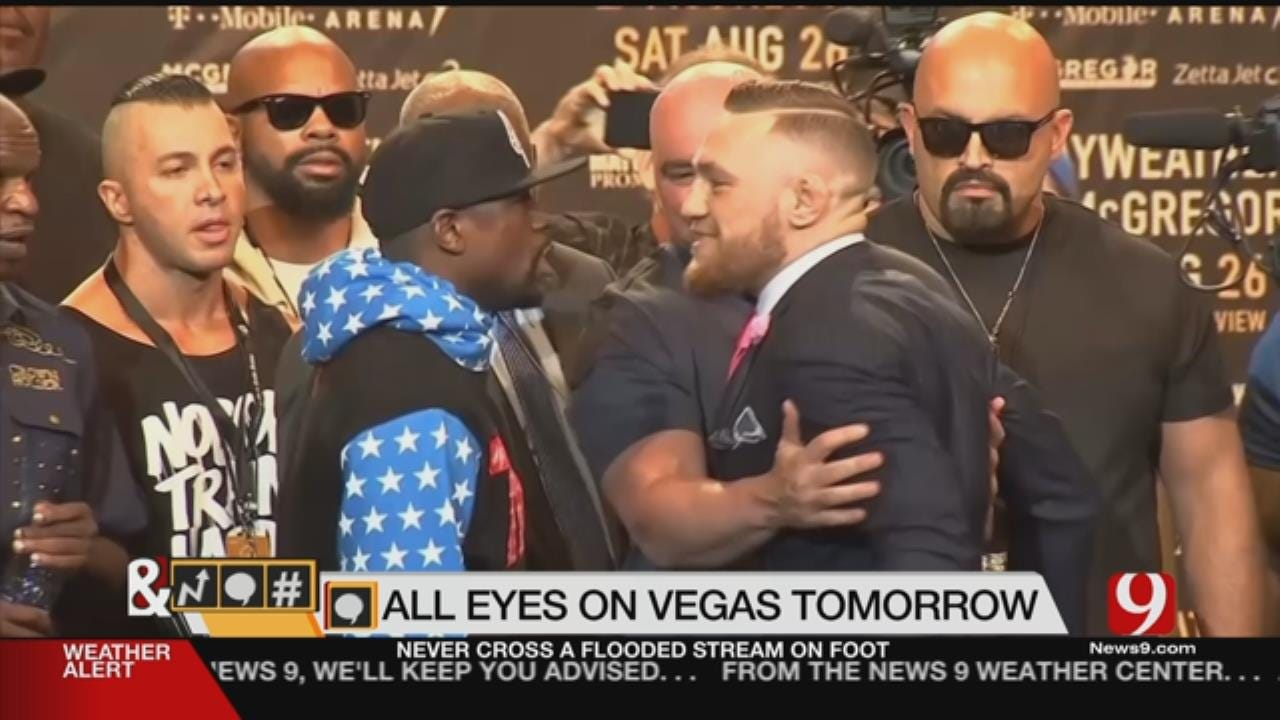 Trends, Topics & Tags: Floyd Mayweather, Conor McGregor Fight
