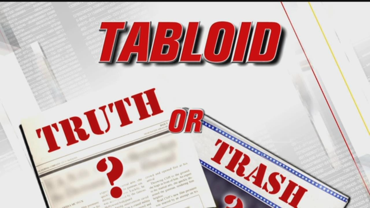 Tabloid Truth Or Trash For Tuesday, August 22